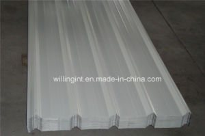 Grey White Gl Galvanized Steel Roofing Wall Sheet pictures & photos