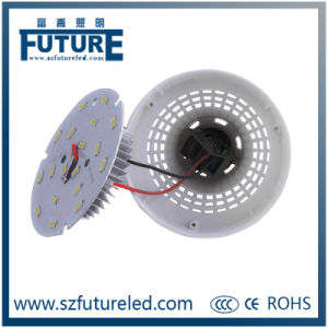 9W SMD 5730 Bulb LED with E27/B22 pictures & photos