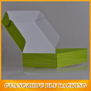 Custom Printed Color Paper Box pictures & photos
