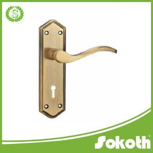 Italian Door Handles, Fancy Door Handles, Door Lever Handle On Plate