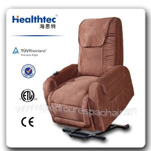 Eco-Friendly Old Dining Vibrating Recliner Lift Chairs (D05-S) pictures & photos