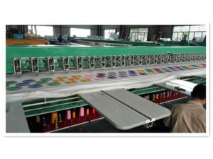 Chenille Embroidery Machine with Cheap Price for Fabric pictures & photos