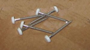 Plastic Head Stainless Steel Nail pictures & photos