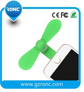 Portable Colorful USB Fan for Power Banl USB Mini Fan pictures & photos