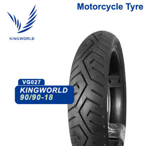 Ybr125 M/C 57p 90/90-18 Tubeless Tire for Motorcycle pictures & photos