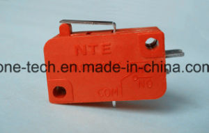 Pushbutton Switch with LED and Cap pictures & photos
