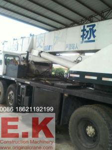 50ton Used Original Japanese Hydraulic Mobile Kato Crane Machine (NK500E) pictures & photos