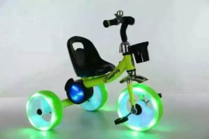 Children Tricycle with Light Wheels and Music pictures & photos