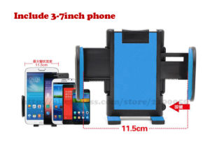 Universal Long Arm Windshield Mobile Cellphone Car Mount Bracket Holder for Your Mobile Phone Stand for iPhone GPS MP4 pictures & photos