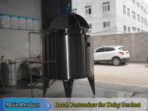 200L Batch Pasteurizer for Milk pictures & photos