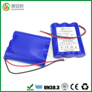 Only 3 Cells 7.8ah 3.7V Li-ion Battery Pack pictures & photos