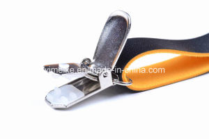 High Quality PU Leather Clip-on Suspender Multi Colors in Stock pictures & photos