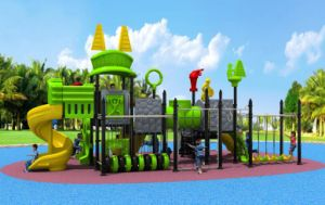 New Design Manufacturer for Children Kids Outdoor/Indoor Playground Big Slides for Sale Sports Series New Moedels 2016 HD16-107A pictures & photos