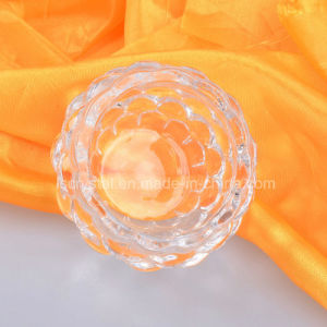 Cheap Wedding Glass Tealight Candle Holder Favors for Home Decoration & Gifts pictures & photos
