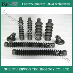 Customized Industry Use Molded Flexible Silicone Rubber Bellows pictures & photos
