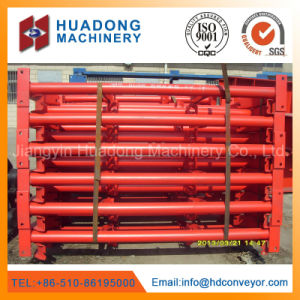 Idler Roller Frame, Conveyor Roller Rack, Troughing Roller Bracket pictures & photos