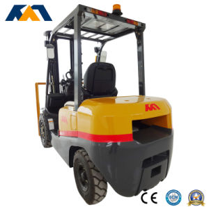 Imported Japanese Engine 3.5ton Gasoline Forklift Wholesale in Dubai pictures & photos