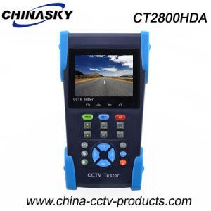 "3.5"" Cvi, Tvi, Ahd, Analog Video Camera CCTV Tester (CT2800HDA) pictures & photos"
