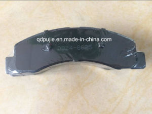 Brake Pad Fmsi D824 for Ford Semi-Metallic pictures & photos