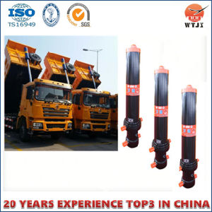 5 Stage Oil Cylinder Front-End Hydraulic for Dump Truck pictures & photos