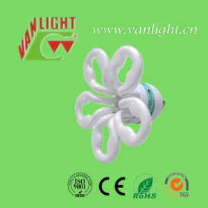 Flower Shapes CFL Bulbs Energy Saving Lamps Big Lamp Power 185W