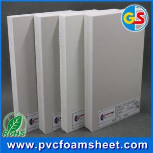 White PVC Celuka Foam Sheet pictures & photos