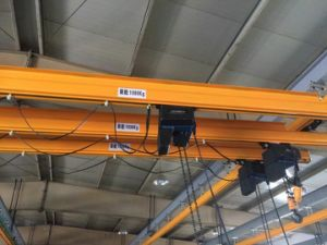 Fem Standard Kbk Light Duty Bridge Crane pictures & photos