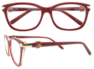 Spectacle Frame New Fashion Eyewear Frame China Eyewear pictures & photos