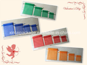 Organza Pouch for Jewelry and Pouch pictures & photos