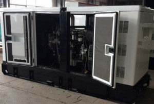 250kVA 200kw Cummins Diesel Generator Soundproof Canopy Max 275kVA pictures & photos