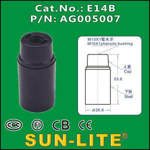 E14 Phenolic Lampholder pictures & photos
