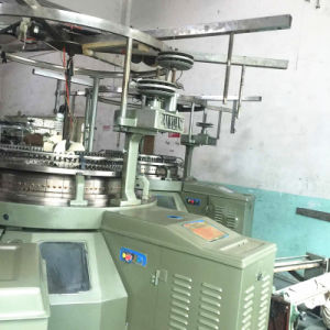 2 Sets 34 Inch Baiyuan Single Jersey Knitting Machine pictures & photos