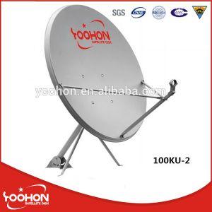 Satellite Dish, Ku Band 100cm Satellite Dish Antenna, TV Antenna pictures & photos