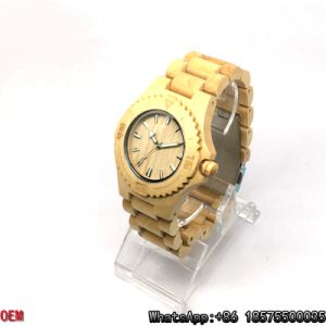 Top-Quality Maple-Wooden Watches  Quartz Watches pictures & photos