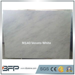 Imported White Marble Slabs for Kitchen Countertops, Floor Tiles, Vanity Tops pictures & photos