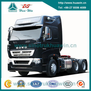 Sinotruk HOWO T7h 6X4 360HP Power Tractor Truck pictures & photos