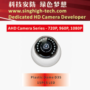 Sony Imx322 1080P 2MP Plastic Dome Ahd Camera (NS-3335)