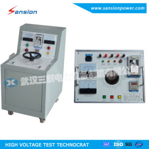 Sxtc-M AC/DC High Voltage Withstand Strength Testing Machine