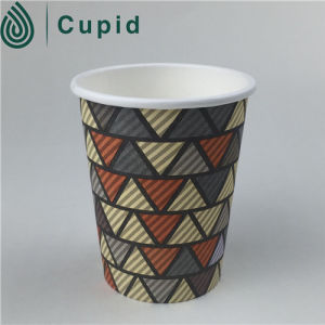 12oz Customized Coffee Ripple Wall Paper Cup pictures & photos