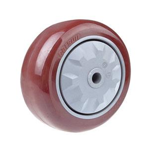 5 Inch Medium Duty Polyurethane Wheel pictures & photos