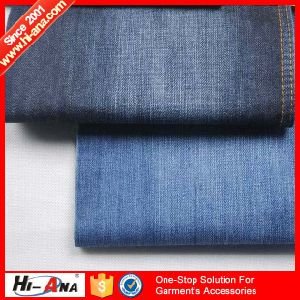 Cooperate with Brand Companies Top Quality Denim Jeans Fabric Factory pictures & photos