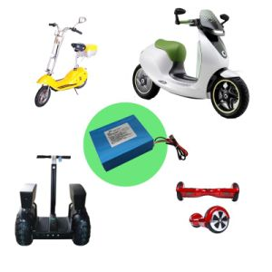 Ah High Quality 10.5ah LiFePO4 Battery Pack for E-Bike pictures & photos