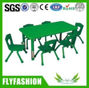 Kindergarten School Table and Chair for Classroom pictures & photos