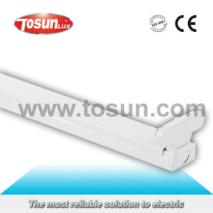 Ts-8003 Fluorescent Fixture T8 Lamp pictures & photos