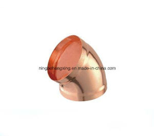 Copper Elbow with 45 Degree pictures & photos