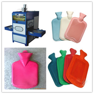 High Frequency Plastic Welding Machine for Hot Water Bag Welding \Warm Water Bag Welding pictures & photos