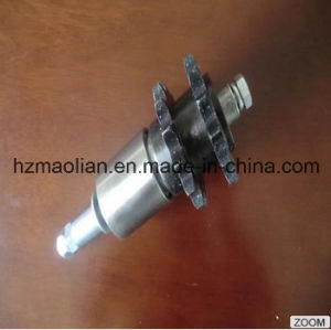 Double Sprocket Aluminium Accumulating Conveyor Roller