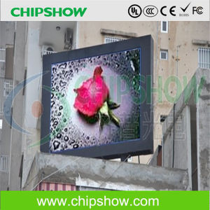 Chipshow P20 High Definition Outdoor Full Color LED Display pictures & photos