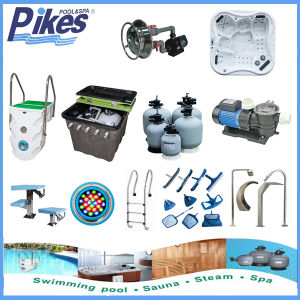Fiberglass Swimming Pool Top Mount Sand Filter pictures & photos