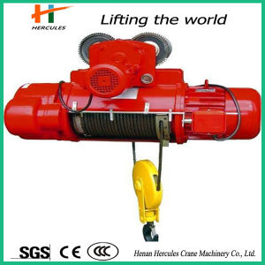Lifting Hoist 3t Crane Hoist Remote Control Hoist pictures & photos